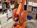 Robot i verkstaden
